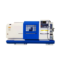 Flat Bed Threaded CNC Horizontal Boring Machine Dengan Spindle Bore 100mm