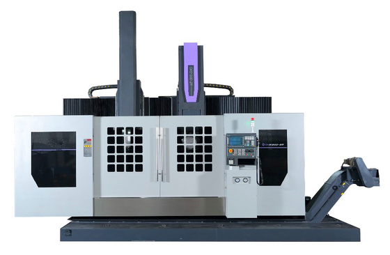 CNC Vertical Turning Grinding Mesin Bubut Dengan Max Turning Diameter 2000mm